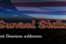 Wilderness Survival Skills / Do you have Wilderness Survival Skills. Learn about bushcraft and other skills that will keep you alive at wildernesssurvivalskills.org