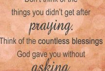 We serve a mighty God! #bless
