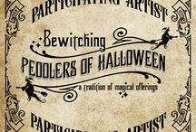 Grimitives Bewitching Peddlers of Halloween pieces / A sneak peek of Grimitives Halloween pieces for Bewitching Peddlers of Halloween show. The show is on September 30th, 2017 Chelsea Fairgrounds Chelsea, MI Celebrating the very best in Halloween art.