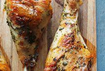 Turkey Leg Recipes