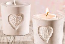 Kerzen basteln und gestalten - Ideen mit Anleitung