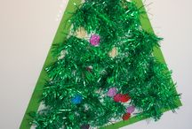 Holidays - Christmas Crafts / Awesome crafts to do at Christmas time!  / by Jenni Hooper