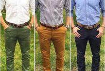 Moda para caballero