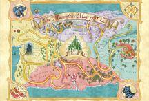 Creative Cartography / Maps I love / by Jennifer Juniper