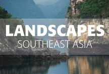Landscapes of Southeast Asia