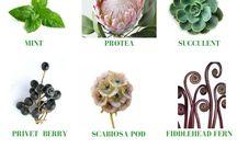dekorácie umelých kvetov