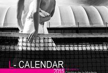 ~ Cristina de la Madera ~ / http://www.cristinadelamadera.com/fine-art/l-calendar