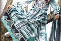 Cotton Lawn Dress Suit