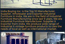Industrial Furniture in India