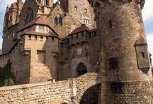 Burgen und Schösser