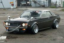 JAPANESE NOSTALGIC CARS !!!