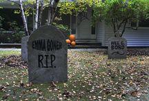 Halloween stuff