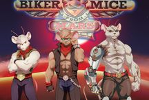 Bikers Mice from Mars
