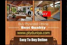 buy plywood online plyduniya