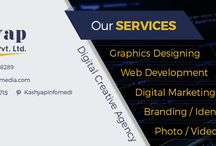 Web Designing-Development & Digital Marketing. / We do Digital. We're your web design company, web development agency and digital marketing team all rolled into one very special integrated digital service. We help our clients plan, design, build, manage, market and monetize websites. We're also equally adept when it comes to branding and print, which for us are an integrated part of our approach rather than an afterthought. #webdesigning#webdevelopment#webservices#digitalmarketing#ecommerce  www.kashyapinfomedia.com