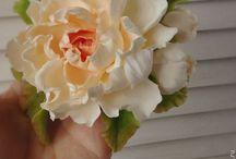 Kwiaty z pianki foamiran