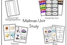 Community helpers:  Mailman