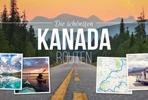 Kanada // Roadtrip