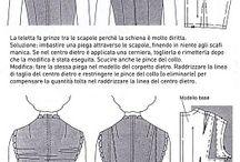 modelowanie bluzki