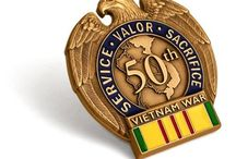 Vietnam Veteran's Party / Ideas for the 50th Anniversary / by Kc Sprayberry