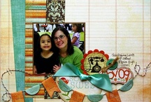 Scrapbooking / by Jacquie Hughes