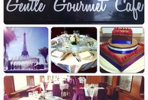 Our Catering & Vegan Weddings / Gentle Gourmet Café organize your catering for all events : weddings, reception... / by Gentle Gourmet Café