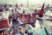 Moscow / <3