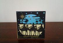 Cards - Chtistmas, Nativity