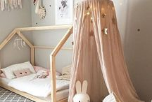 Ruby big girl bed & room