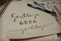 meus letterings