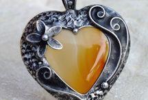 Cínování - šperky