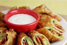 Appetiz'eye'rs n Snacks