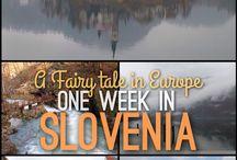 Travel to Slovenia
