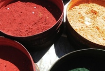 natural dyes and recipes