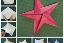 Crafts:  Paper Crafts / Crafts using paper.  Tutorials and Ideas for paper crafts.