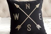 | pillows. / inspiration and projects for your home decor + pillow/ cushion covers.