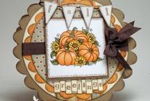 Fall Card Inspiration / by Lisa Hall