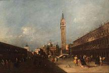 Guardi Francesco. Venezia 1712-1793 / Francesco Guardi.  1760. Accademia Carrara