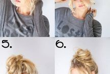 Beautiful ... Hair and Make up ideas