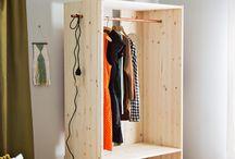 Diy armoire