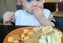 kid food / by Kim Niese-Hornberger
