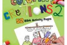 Coloring Pages / by Children's Ministry Magazine