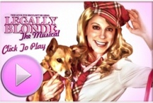 """Legally Blonde: The Musical"" May 19-August 19, 2012 / ~Just some things that make me think of Elle Woods, the main character in the Broadway musical Legally Blonde."" See something you think Elle would like? Mention @BarterTheatre and share! / by Barter Theatre"