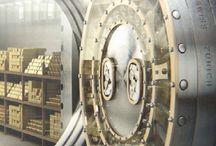 Vaults & Safety Deposit Boxes.