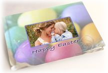 Easter / #LifePhoto Wows the beautiful colors of #Easter with #metallic #paper. See #Spring differently #metallic #prints!