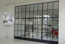 Windows and window treatments / windows, shutters, blinds and curtains