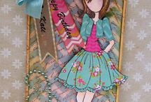 Julie Nutting - Prima Dolls
