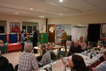 Exeter Woodcarvers Christmas Party 2016