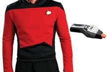 Star Trek / A collection of star trek themed items from Niftywarehouse.com