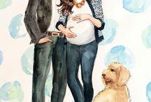 Иллюстрация Семья